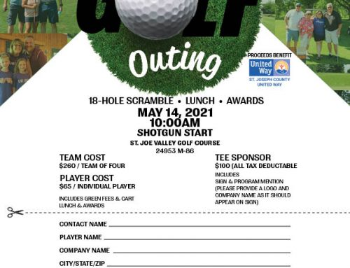 Annual Golf Outing!