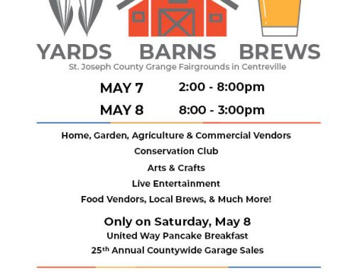 YARDS, BARNS, & BREWS 2021!